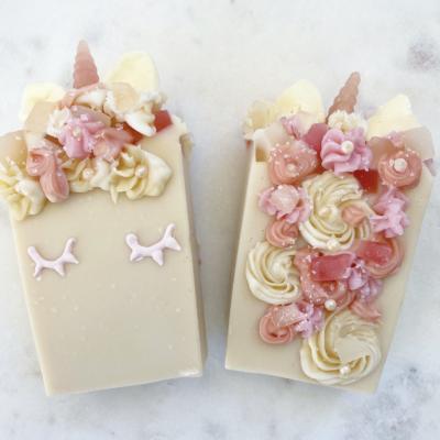 Rose Gold Unicorn Bar